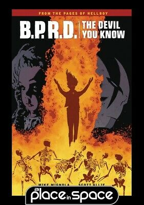 Bprd Devil You Know 01 - Softcover