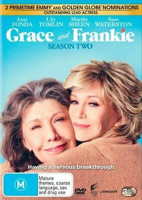NEW Grace and Frankie DVD Free Shipping