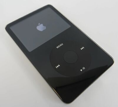 Apple iPod Classic 5th Gen A1136 30GB Black Media Player TESTED & WORKING