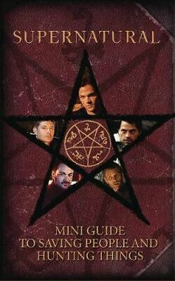 NEW Supernatural By Insight Editions Hardcover Free Shipping