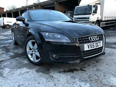 Audi Tt Roadster - Just 24K - Main Dealer History - Red Heated Leather