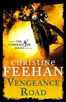 NEW Vengeance Road By Christine Feehan Paperback Free Shipping