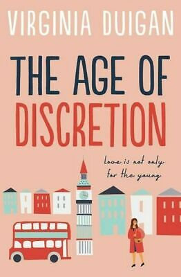 NEW The Age of Discretion By Virginia Duigan Paperback Free Shipping