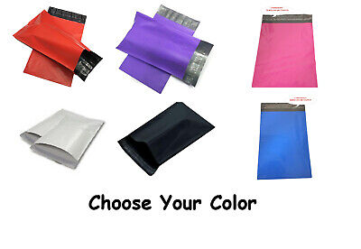 24x24 Poly Mailers Shipping White Black Blue Pink Purple Red FREE 2 DAY SHIPPING