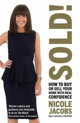 NEW Sold! By Nicole Jacobs Paperback Free Shipping
