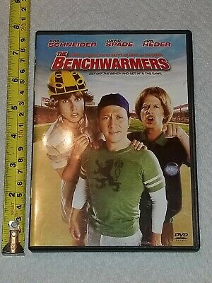 Dvd Pre Owned The Benchwarmers