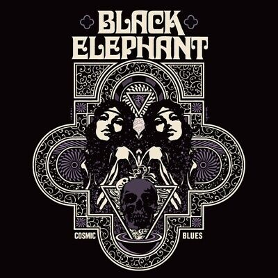 Black Elephant - COSMIC BLUES (green vinyl) Vinyl LP Small Stone / Cargo NEU