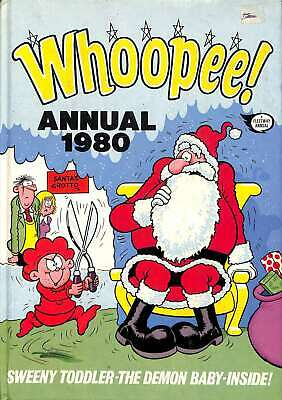 WHOOPEE! ANNUAL 1980, Acceptable Condition Book, fleetway, ISBN