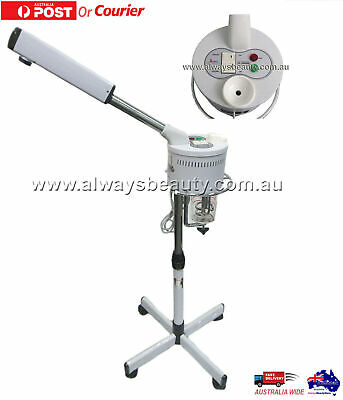 Always Facial Steamer Ozone Vapor With Glass Jar Beauty Machine RRP$295