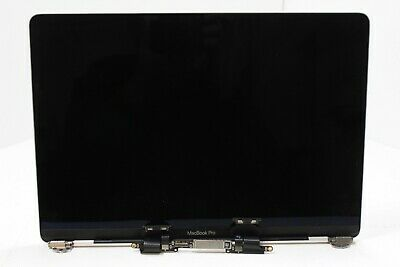 """Apple MacBook Pro 13"""" A1706 A1708 2016 2017 LCD Screen Display Silver"""