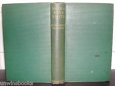 SHEILA KAYE-SMITH & The WEALD COUNTRY R Thurston Hopkins 1925 1st Ed SUSSEX Kent
