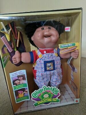Cabbage Patch Kids Snack Time