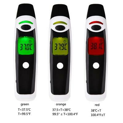 Digital LCD Medical Baby Ear Forehead Thermometer Infrared Temperature Tester