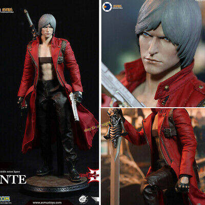 Asmus Toys The Devil May Cry Series :  DMC III: DANTE 1/6 Action Figure Perorder