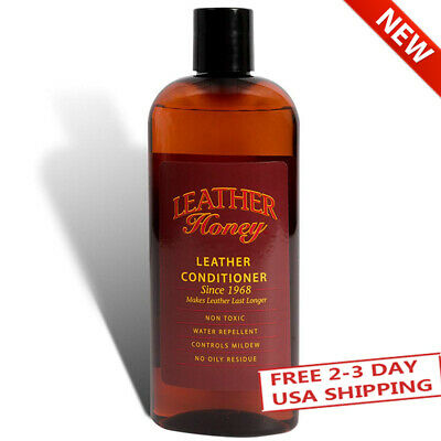 Leather Honey Leather Conditioner, Best Leather Conditioner Since 1968