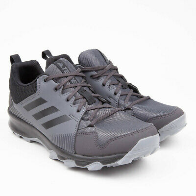 new style 5df48 4582f Adidas Womens Terrex Tracerocker Trail Running Shoes 8.5 Gray Black S80905