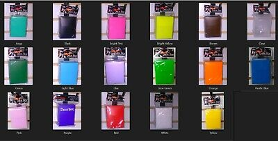 Lot of 30 Ultra Pro Deck Box Magic Pick Your Colors Red Blue Black Green & more