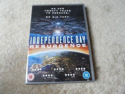 Independence Day: Resurgence [DVD][Region 2] NEW