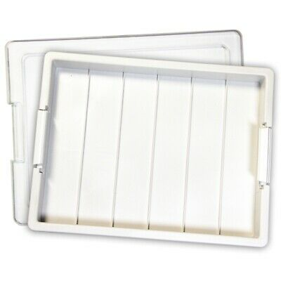 "Elizabeth Ward's Bead Storage Tray 13.75""x10.5""x2""-"