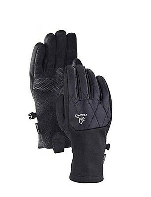 Head Women's Hybrid Gloves Black Medium NEW!! 3 SIZE: SMALL MEDIUM LARGE NEW!!!!