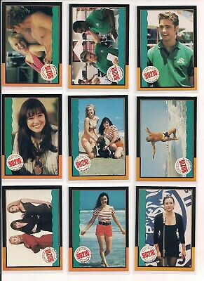 Beverly Hills 90210 Trading Cards Singles / Stickers / Pick / Choose From List