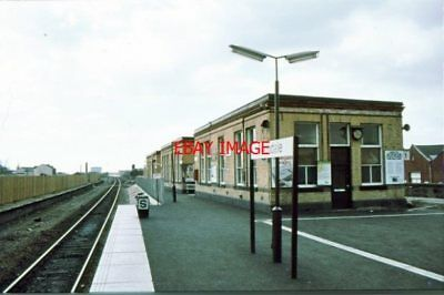 Photo  1980 Rochdale Railway Station 1980 Marooned At The Southern End Of The Ra