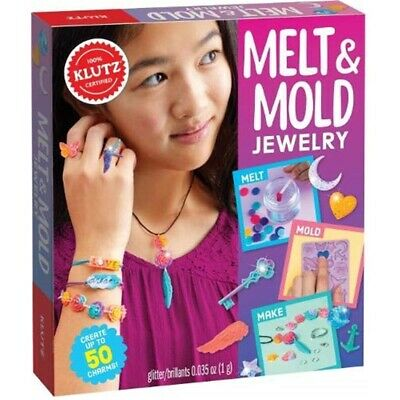 Melt & Mold Jewelry Book Kit-