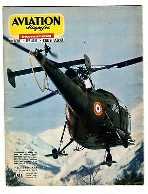 Aviation Magazine International - Nº 458 Janvier 1967