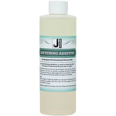 Softening Additive For Jacquard Screen Inks 8oz-