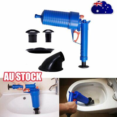 Air Blow Gun Easy Unclogs Sinks And Toilets With A Trigger Free Shipping J6