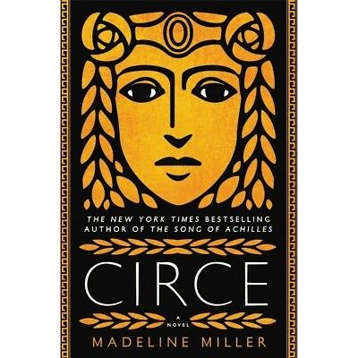 CIRCE by Madeline Miller Hardcover 2018