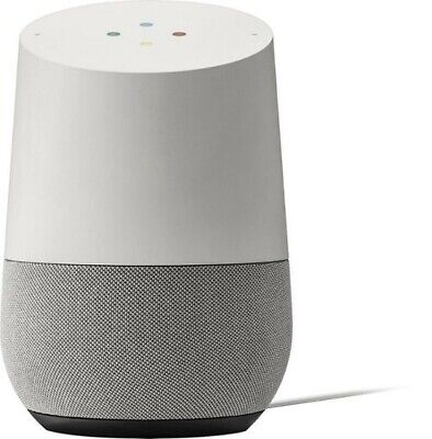 Google Home Smart Assistant - White Slate - Smart Speaker