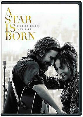A Star is Born(DVD, 2019 New Sealed USA Seller)Bradley Cooper/ Lady Gaga 2/19/19