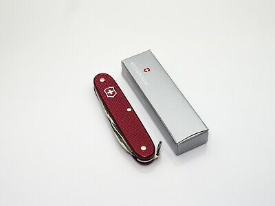 Victorinox Alox SMS Pioneer - Wine Red - Limited Edition
