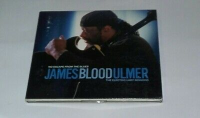 JAMES BLOOD ULMER No Escape from the Blues  Rare CD TMF 9312 US 2003 Vernon Reid