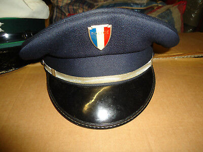 casquette police france