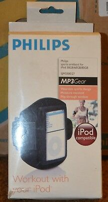 Philips Sports Armband SJM3300 for iPod New