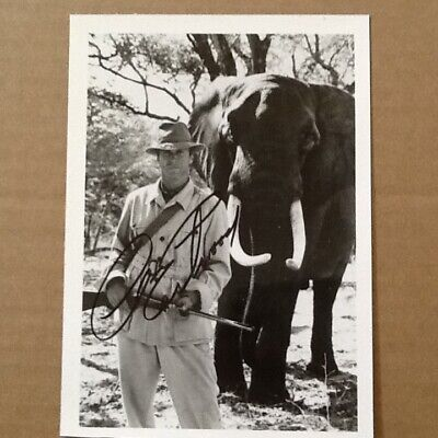 Clint Eastwood SIGNED 5x7 Photo Actor Producer Director  Dirty Harry Unforgiven