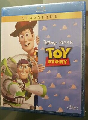 "BLU-RAY ""TOY STORY"" bluray Disney NEUF (sous blister)"