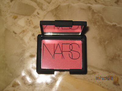 Nars Blush in Orgasm (shimmery peach pink) .12 oz NEW