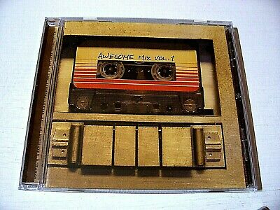 GUARDIANS OF THE GALAXY - Awesome Mix Vol.1 - Original Soundtrack - CD Album
