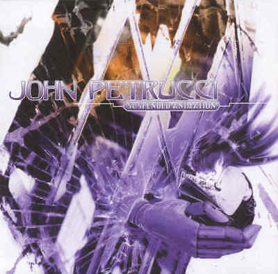 JOHN PETRUCCI (ex. DREAM THEATER) - Suspended Animation - CD