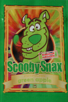 Herbal inciense Potpourri Snax Green Apple 4G