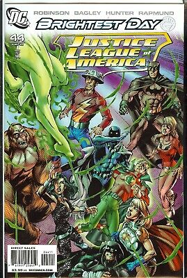 Justice League of America (DC) (2006) # 44 a
