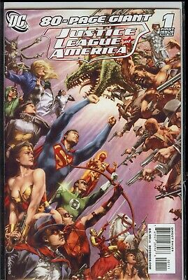 Justice League of America 80 Page Giant (DC) (2009) # 1