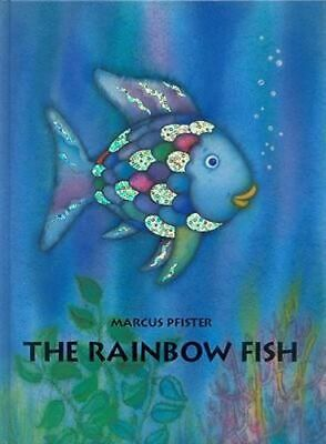 NEW The Rainbow Fish By Marcus Pfister Hardcover Free Shipping