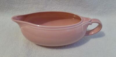 Vintage Ts &t Luray Pastels Sharon Pink Gravy Boat-Beautiful And Perfect-Look!