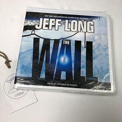 The Wall: A Thriller by Jeff Long Audio Book Read By Grover Gardner New In Pkg