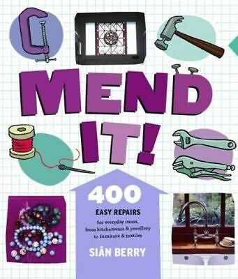 NEW Mend It By Sian Berry Paperback Free Shipping
