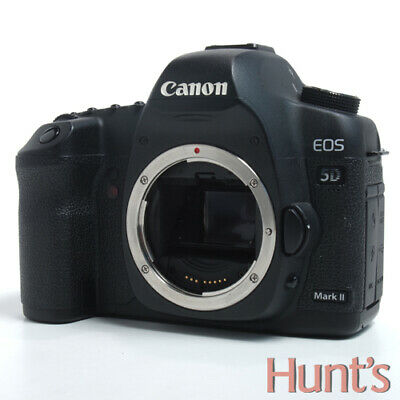 Canon Eos 5D Mark Ii 21.1 Mp Full Frame Digital Slr Camera Body Only